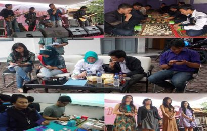 Perayaan Dies Natalis STIE-STAN Indonesia Mandiri