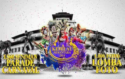 Parade Kemilau Nusantara 2014