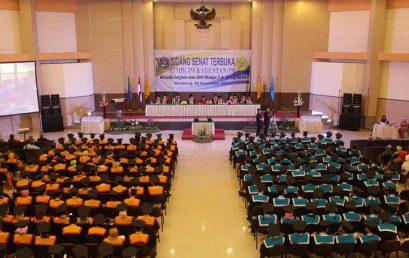 Wisuda STIE-STAN Indonesia Mandiri T.A. 2012/2013